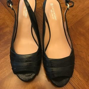 Naturalizer wedges never worn size 7.5.